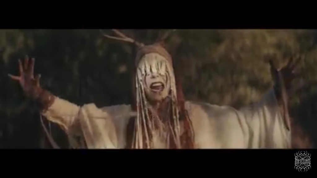 Maria FRANZ of Heilung Neil YOUNG
